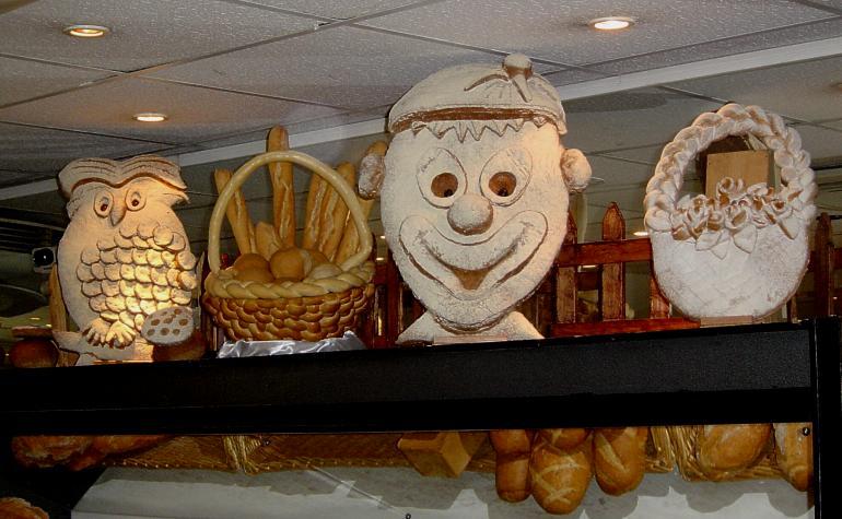 Les pains décorés 2