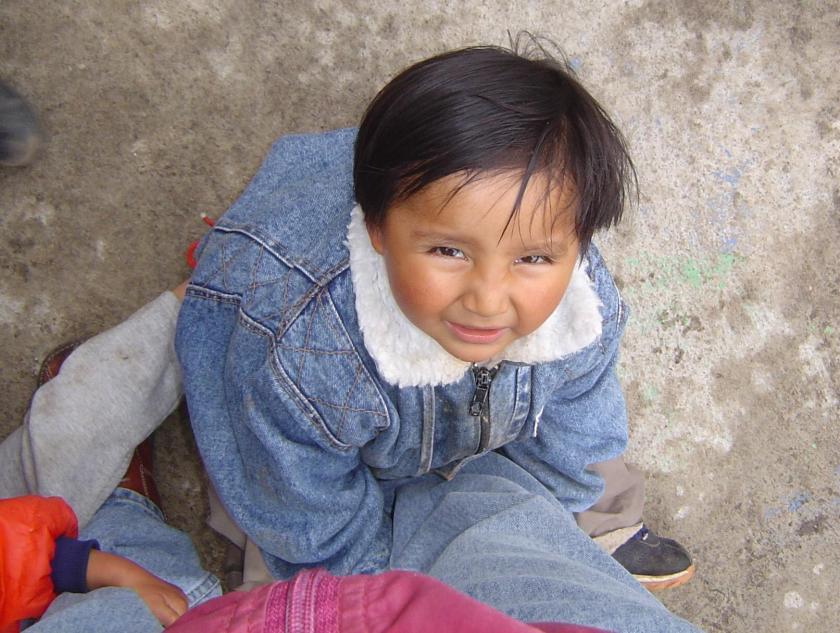 Enfant d'Equateur 4