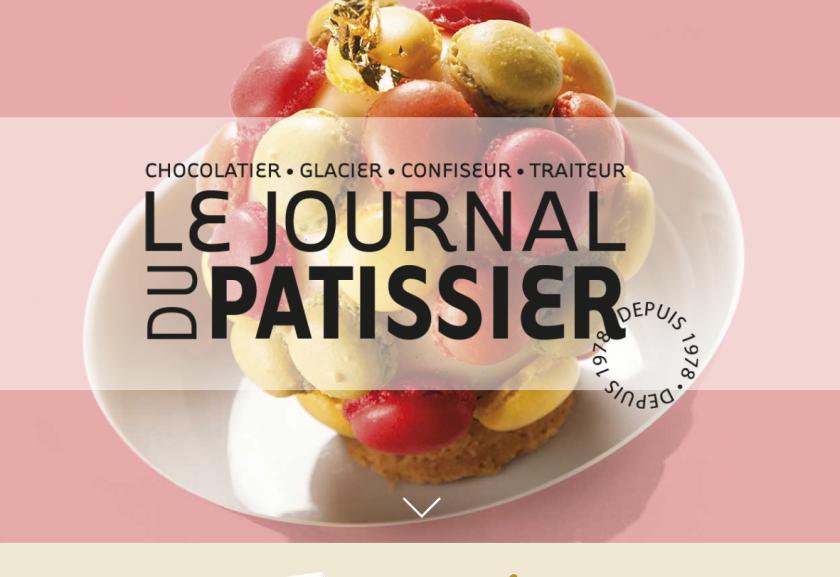 Journal du Patissier