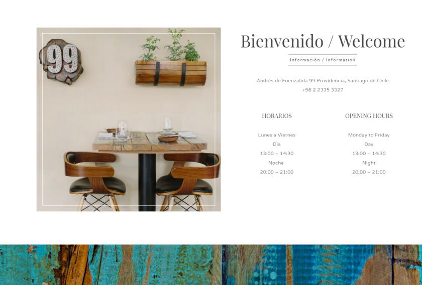 Restaurante 99 Santiago de Chile.PNG